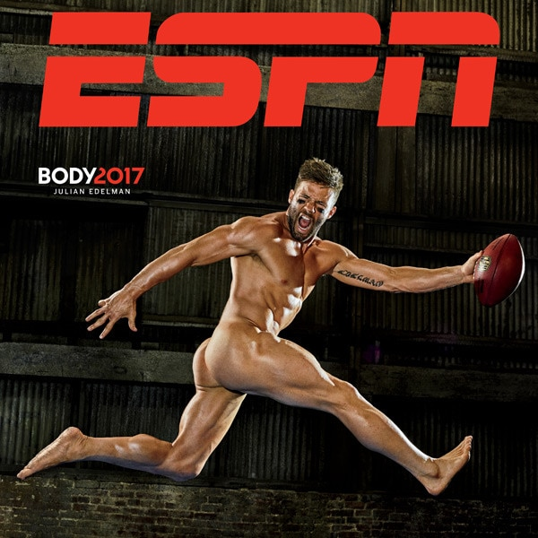 <i>ESPN the Magazine</i>: The Body Issue 2017