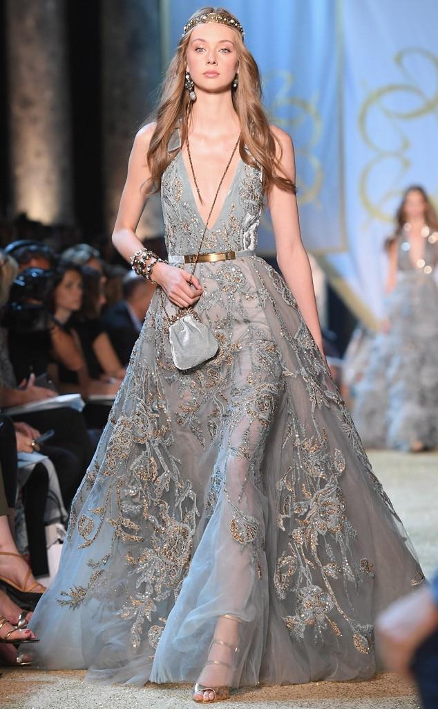 Elie Saab, Haute Couture Paris Fashion Week