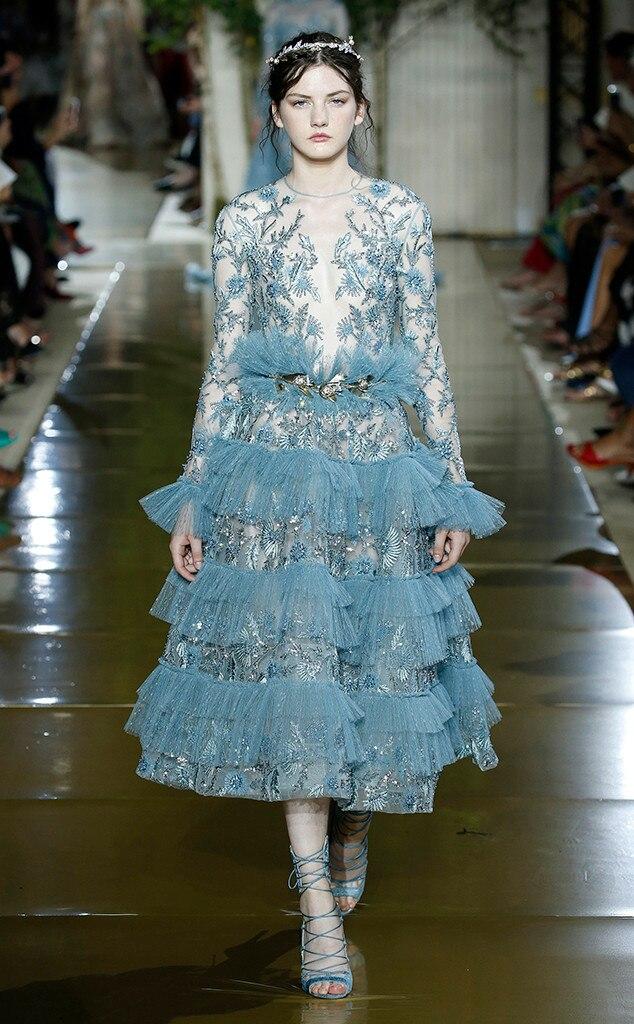 Zuhair Murad, Haute Couture Paris Fashion Week