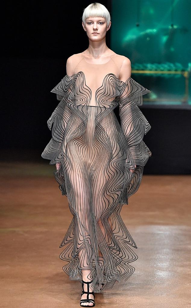 Iris Van Herpen, Haute Couture Paris Fashion Week