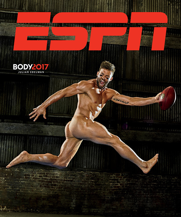 Julian Edelman, ESPN the Magazine