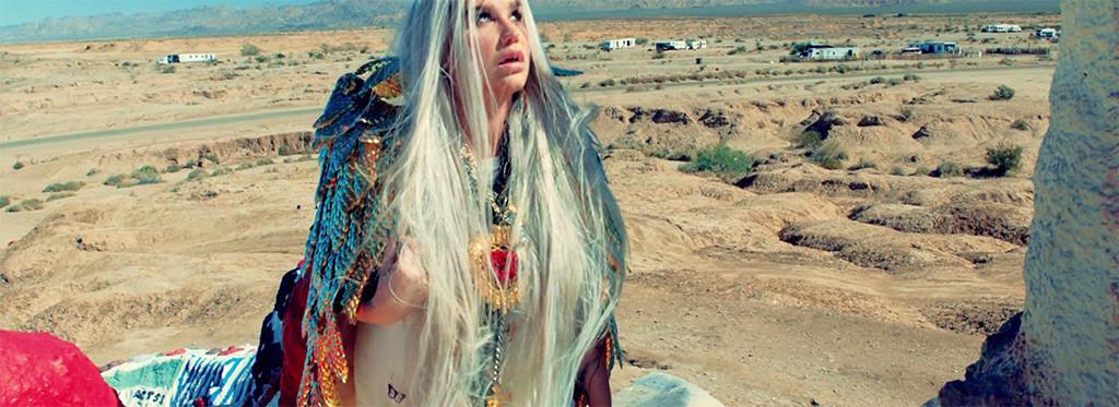 Kesha, Praying