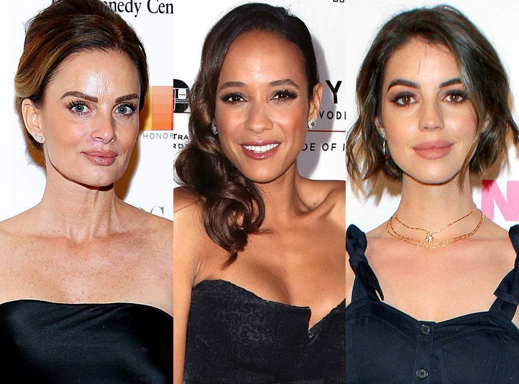 Gabrielle Anwar, Dania Ramirez, Adelaide Kane, Once Upon a Time Casting