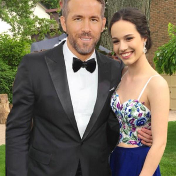 Gabi Dunn, Ryan Reynolds