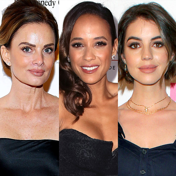 Gabrielle Anwar, Dania Ramirez, Adelaide Kane, Once Upon a Time Casting