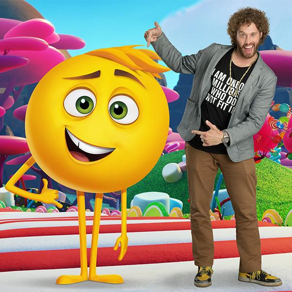 TJ Miller, Gene, Emoji Movie