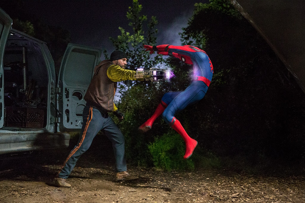 Spiderman Homecoming battle!
