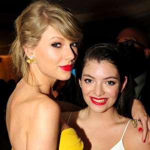 Lorde, Taylor Swift, Golden Globe, After Party