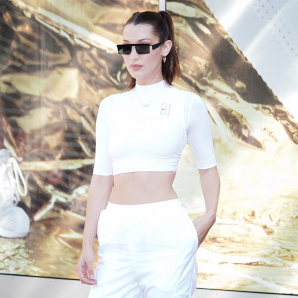 Celebs in All-White Outfits