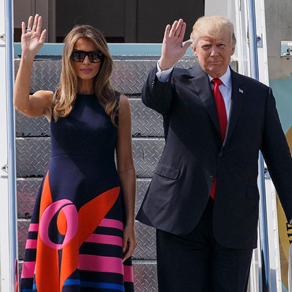 Melania Trump, Best Looks