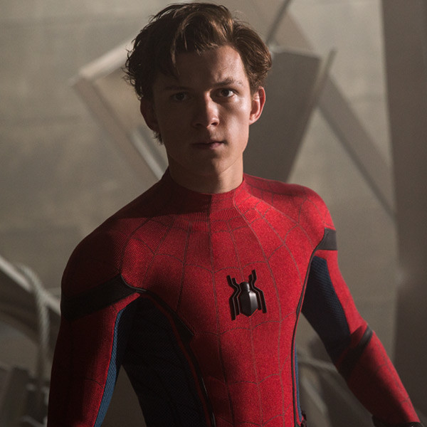 Spider-Man Homecoming, Tom Holland