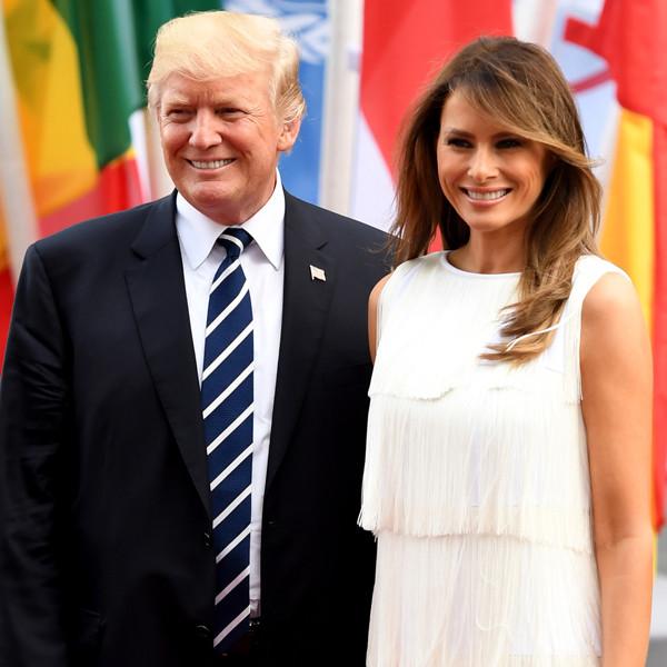 Melania Trump's Best Looks