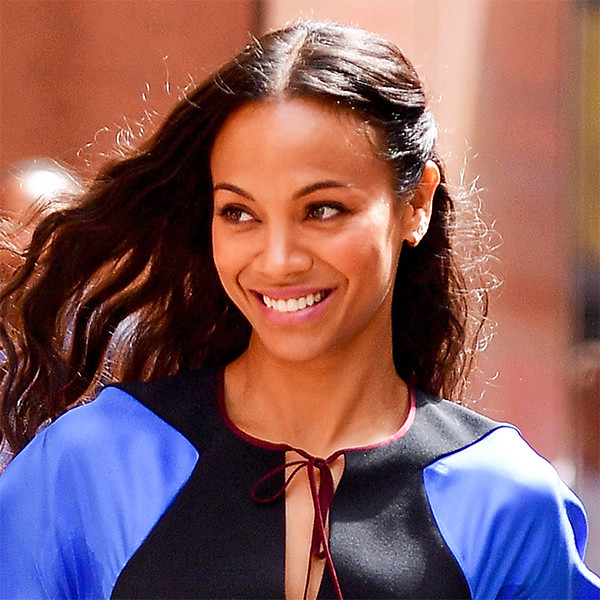 ESC: Must Do Monday, Zoe Saldana