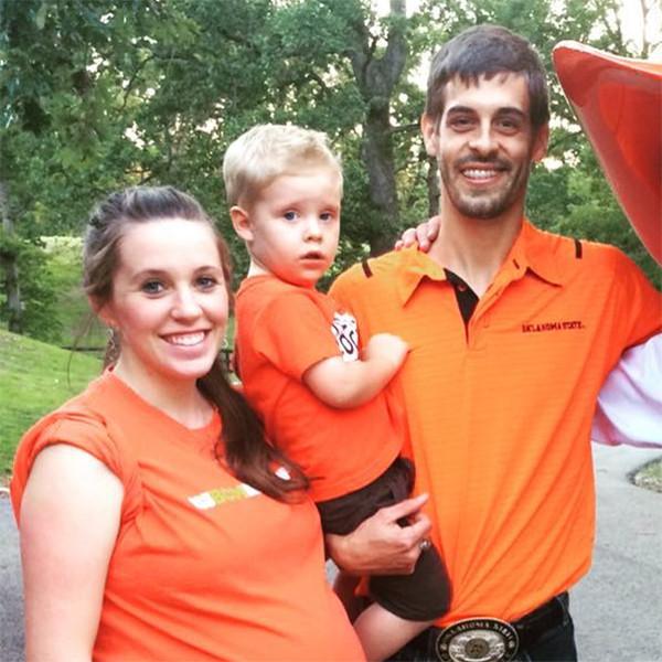 Jill Duggar Dillard, Derick Dillard, Son, Israel