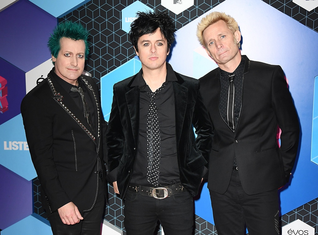 Green Day's Billie Joe Armstrong Speaks Out About Performing After Acrobat's Death