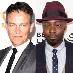 Nelsan Ellis, Stephen Moyer