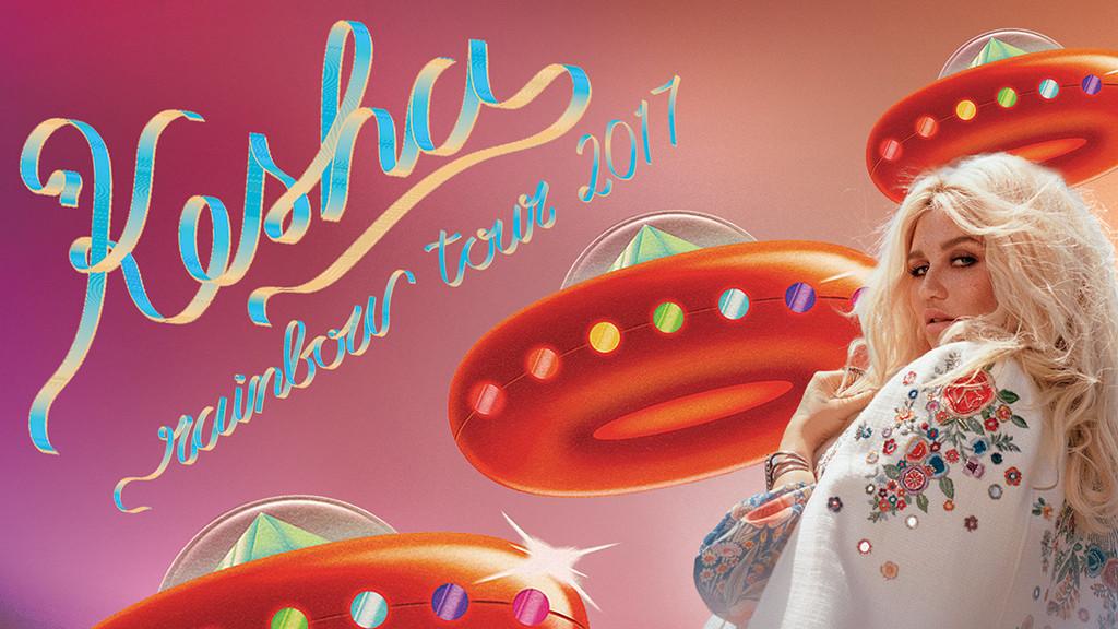 Kesha, Rainbow Tour