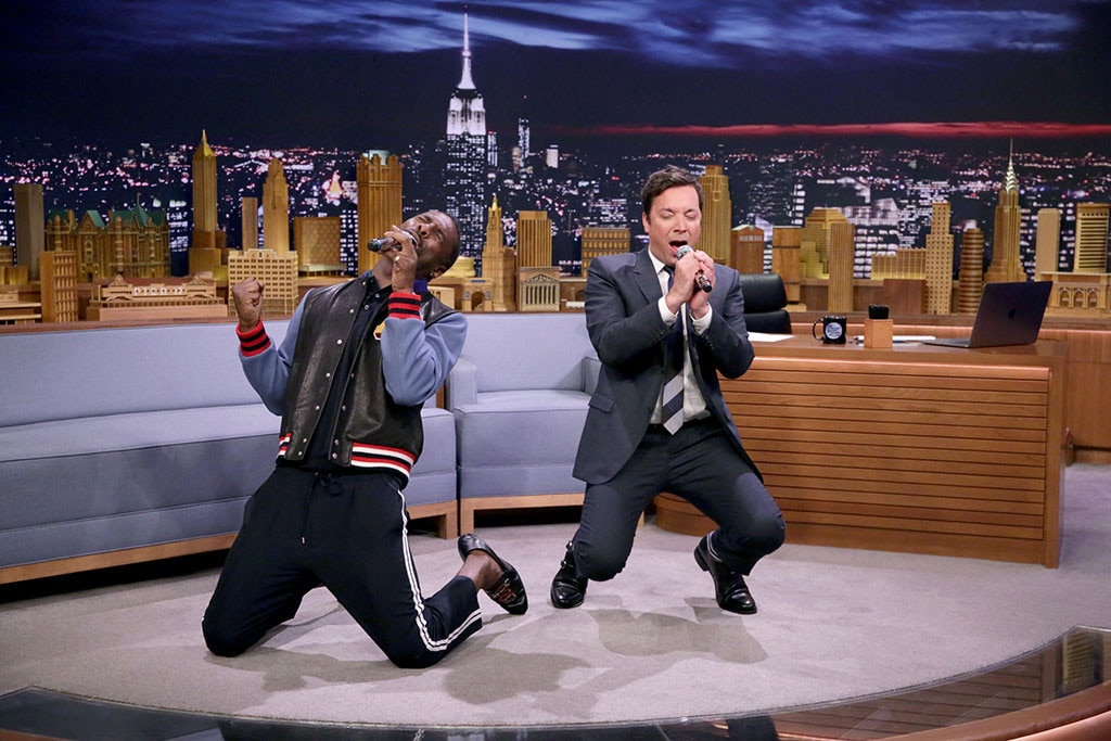 Idris Elba Sings Google Translate Songs On 'The Tonight Show'
