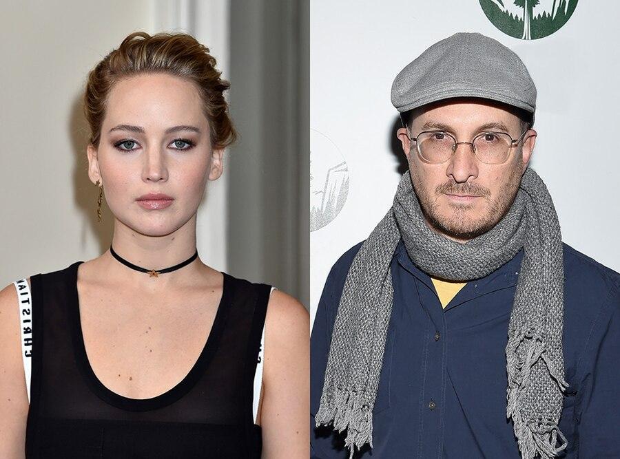 Darren Aronofsky, Jennifer Lawrence