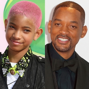 Willow Smith, Will Smith