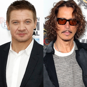 Jeremy Renner, Chris Cornell