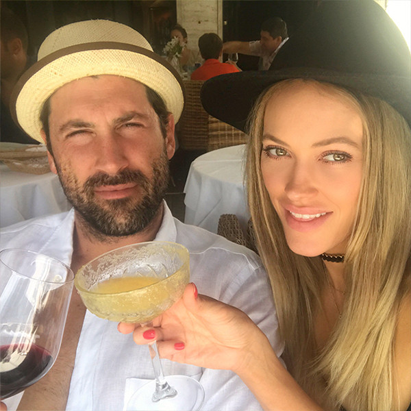 Maksim Chmerkovskiy, Peta Murgatroyd, Honeymoon