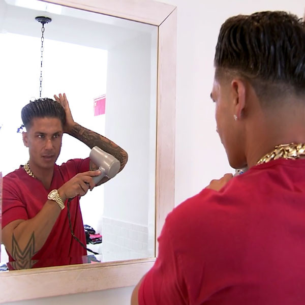 Pauly D, Jersey Shore, Reunion Road Trip