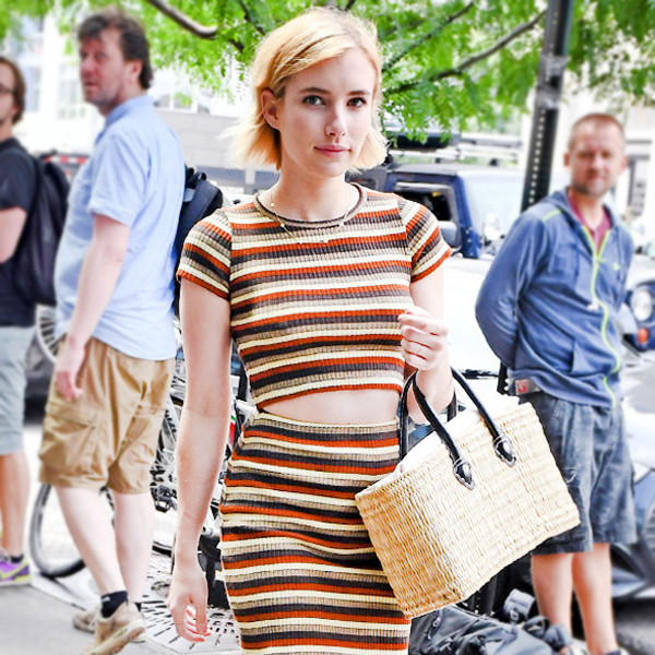 ESC: Best Dressed, Emma Roberts