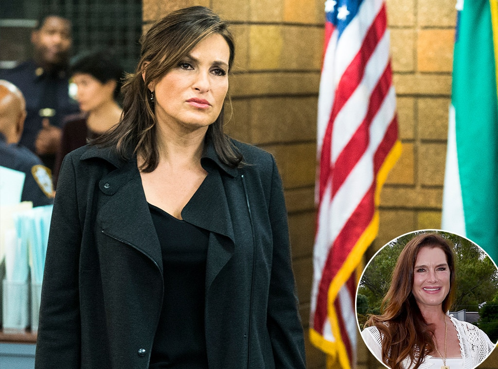 'Law & Order: SVU' Enlists Brooke Shields for Major Recurring Role