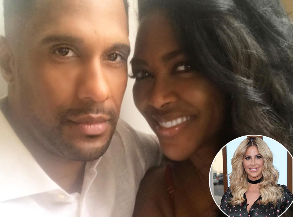 Kim Zolciak-Biermann Has No Time For Kenya Moore's Latest Instagram With Husband Marc Daly