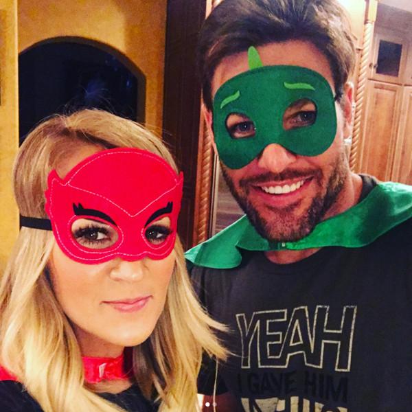 Carrie Underwood, Instagram