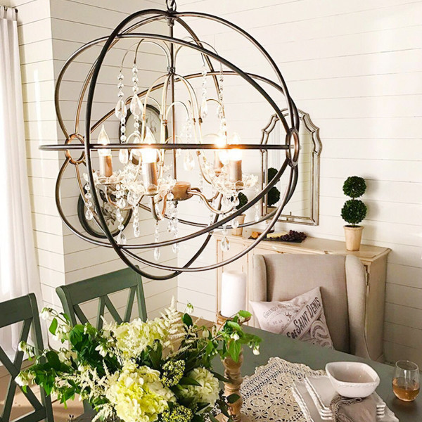 Large Scale Pendant Lights That Will Transform Your Living Space