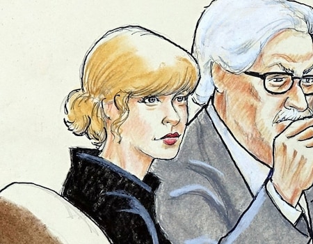 Radio DJ Who Groped Taylor Swift Says He Paid Her $1 Last Week