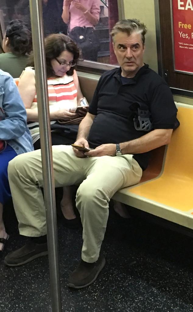 Chris Noth, Subway