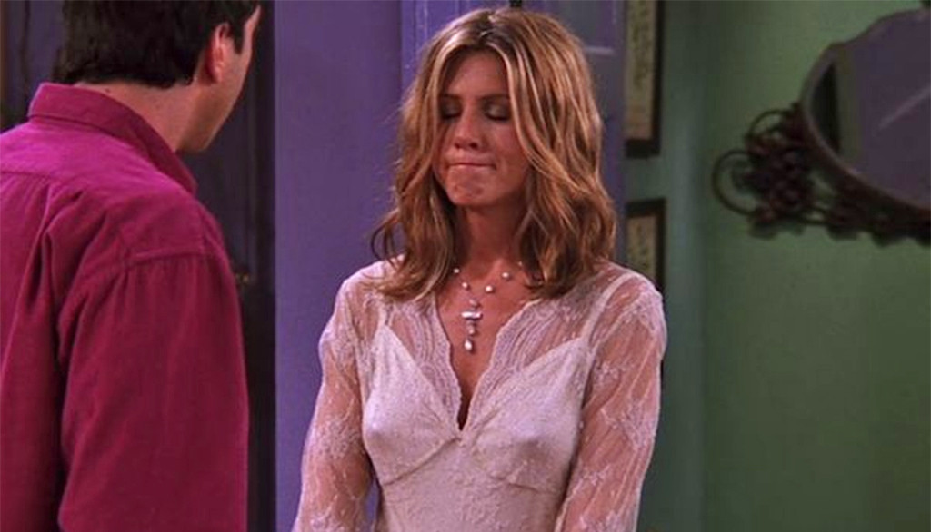 Jennifer Aniston Doesn't Mind the Attention Over Rachel's ...