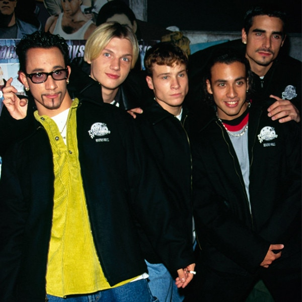 The '90s: When the Backstreet Boys Were Boys