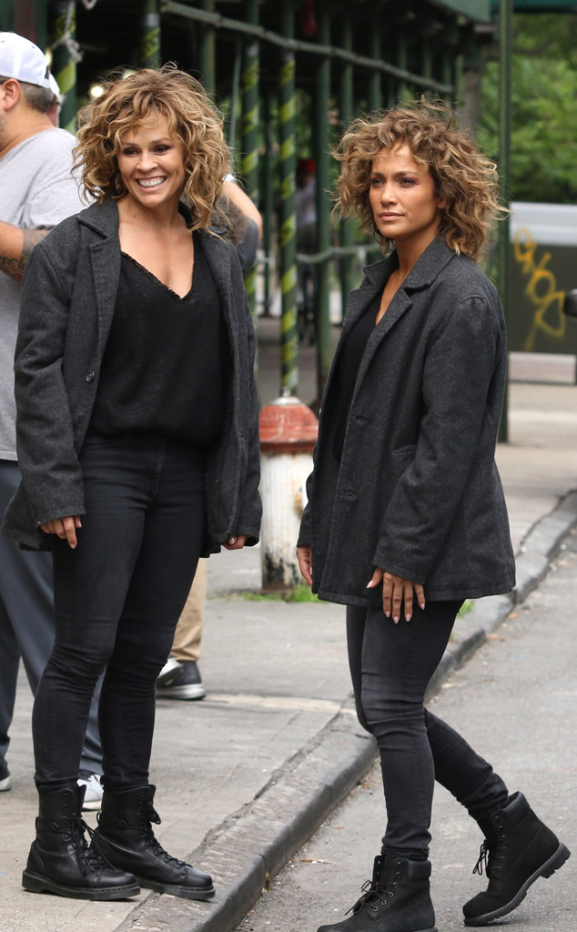 Jennifer Lopez, Stunt Double