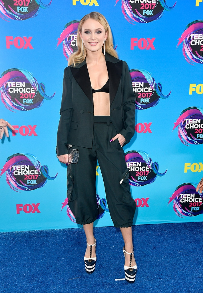 Teen Choice Awards 2017 Red Carpet Arrivals: See Jake Paul