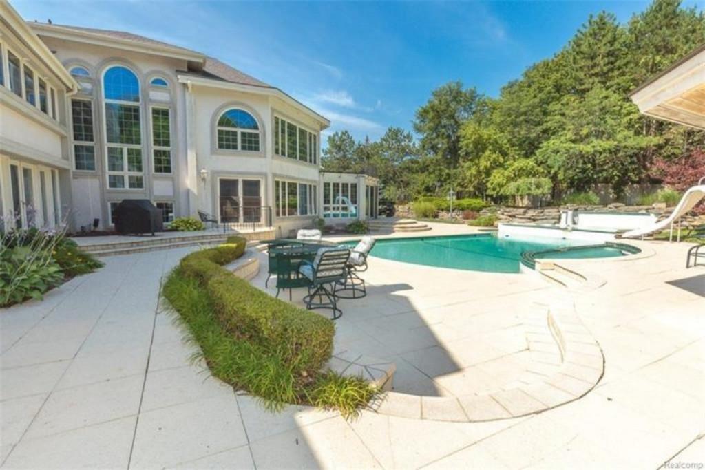 Eminem, Detroit Home, House, Real Estate