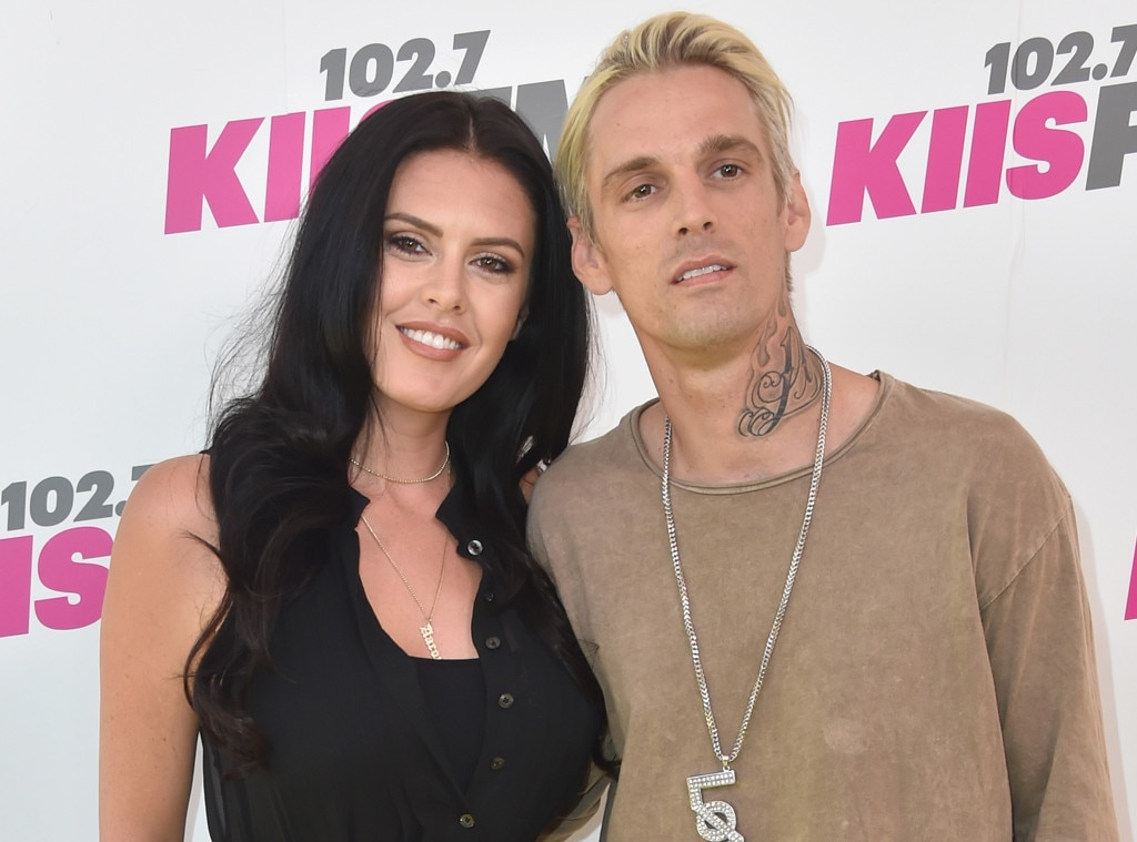 Aaron Carter talks estranged relationship with Backstreet Boy brother Nick
