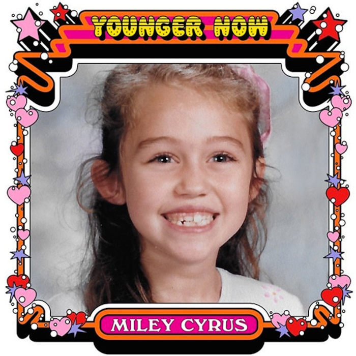 Miley Cyrus, Younger Now