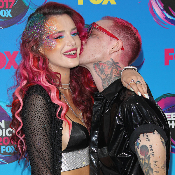 2017 Teen Choice Awards, Bella Thorne, Blackbear