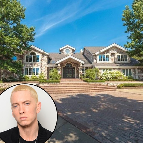Eminem, Detroit Home, House, Real Estate