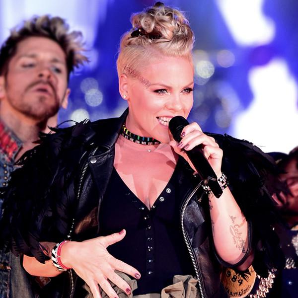 Pink to Receive 2017 MTV VMAs' Video Vanguard Award