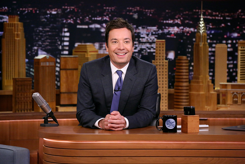 Jimmy Fallon, The Tonight Show