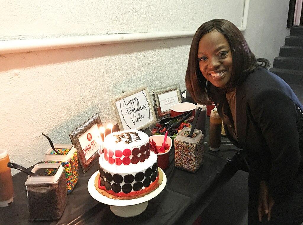 Viola Davis, Birthdays