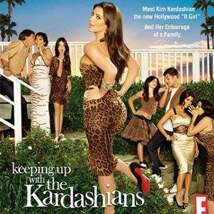 Keeping Up With the Kardashians Season 1 Poster