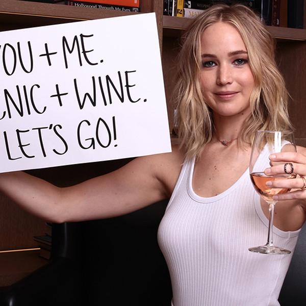Jennifer Lawrence, Omaze