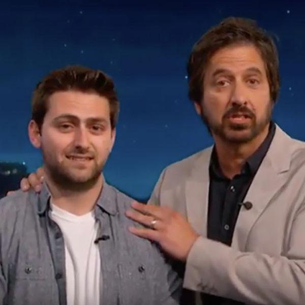 Ray Romano, Matt Romano, Jimmy Kimmel Live