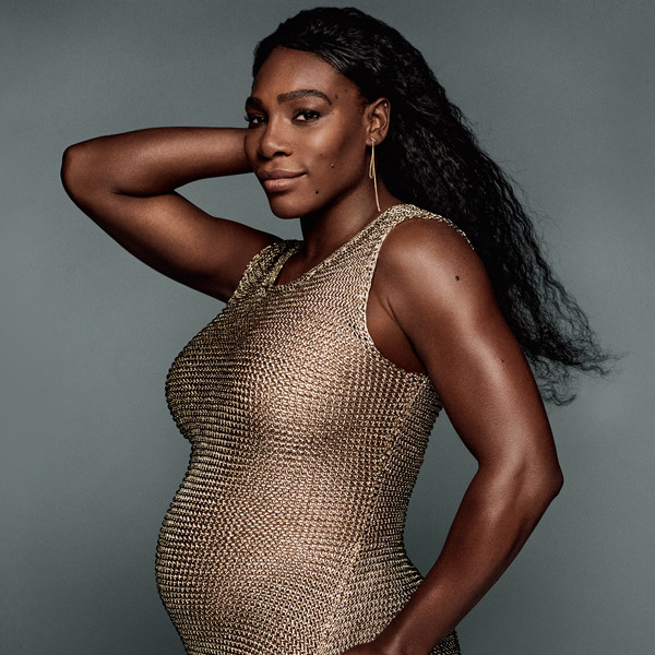 Serena Williams, Vogue